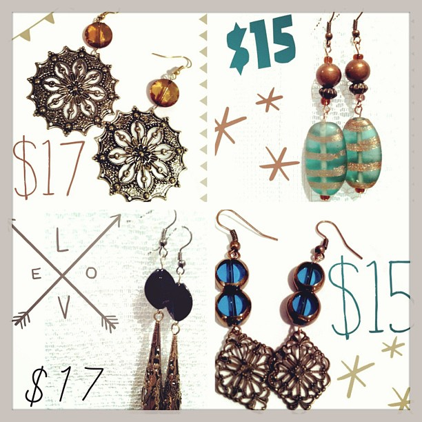 Earring Extravaganza FLASH SALE!