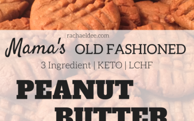 Mama's Old Fashioned Peanut Butter Cookie