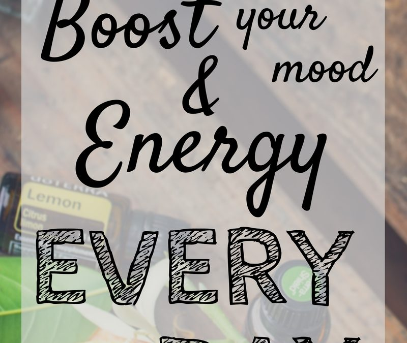 1 simple trick to boost your mood and energy EVERY DAY!