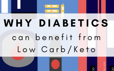 Why Diabetics can benefit from LOW CARB/KETO!